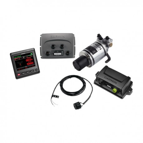 Garmin Compact Reactor™ 40 Hydraulic Autopilot with GHC™ 20 Corepack